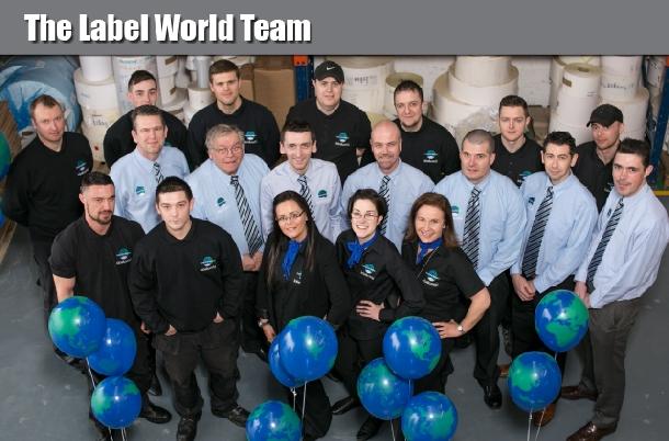 Label World Staff Photo