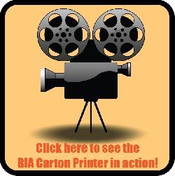 BIA Carton Printer