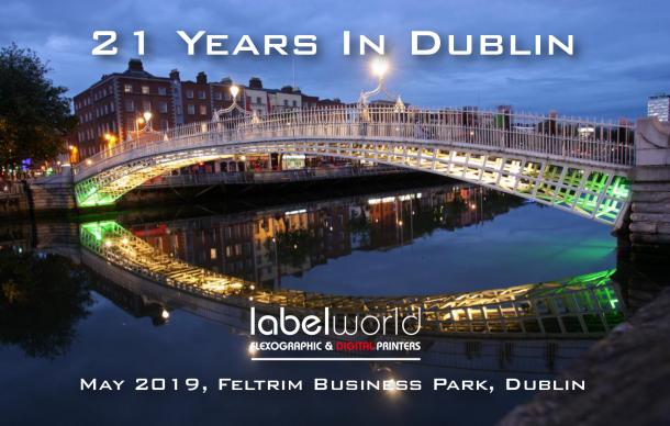 21 years in Dublin