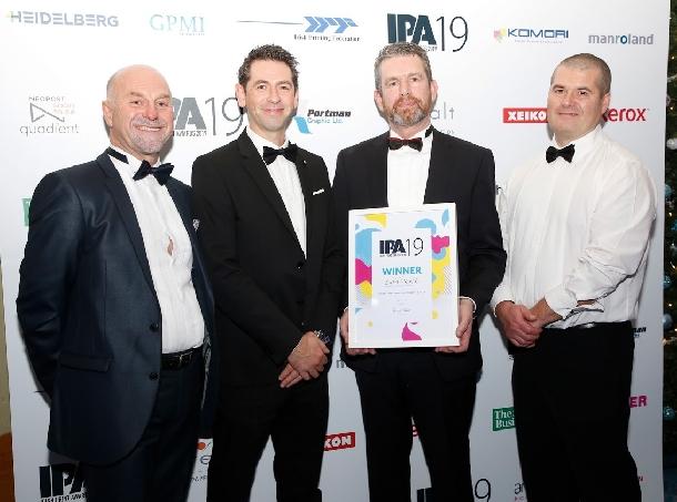 2 Print Award Winner 2019