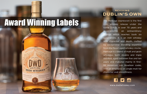 Award Winning Labels