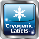 Cryogenic Labels