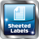 Sheeted Labels Icon