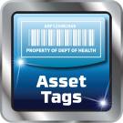 Asset Tag Icon