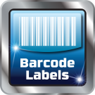 Barcode Labels Icon