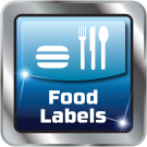 Food  labels Icon