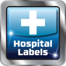 Hospital/Medical/Laboratory Labels Icon