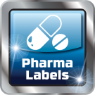 Pharma Labels Icon