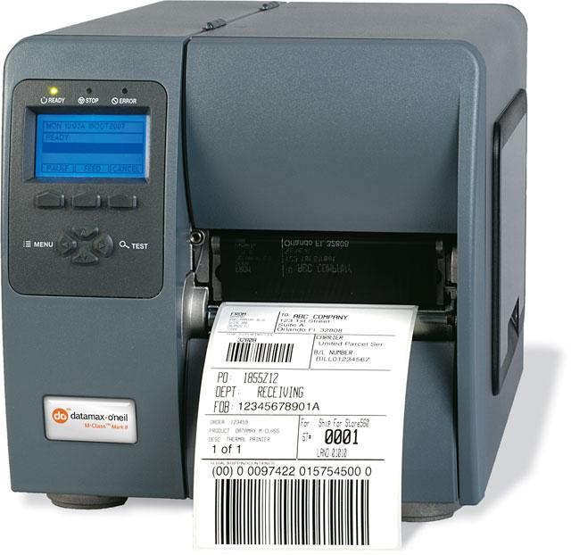 Media Library - Datamax Printer