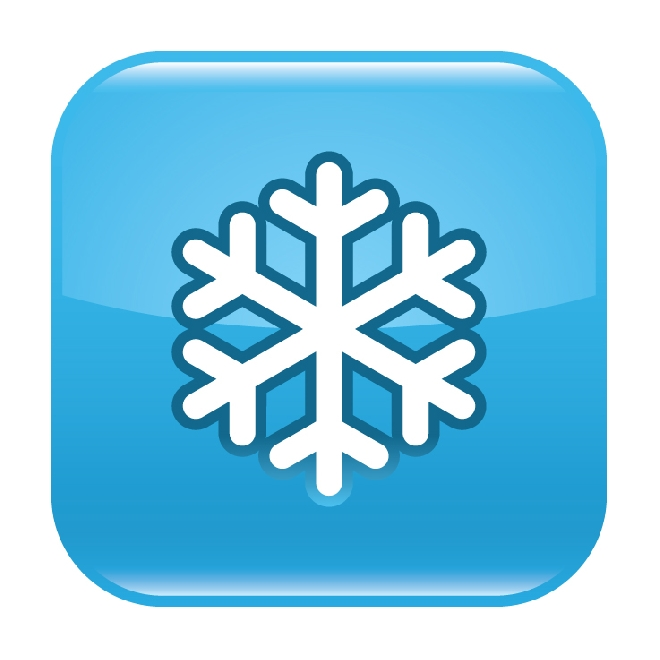 Media Library - Freezing Icon