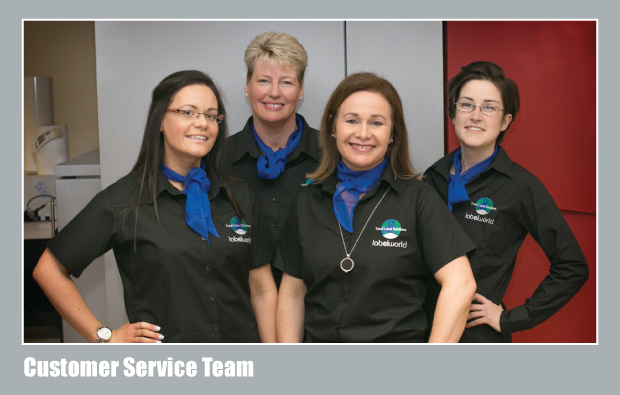 Media Library - Customer Service Team