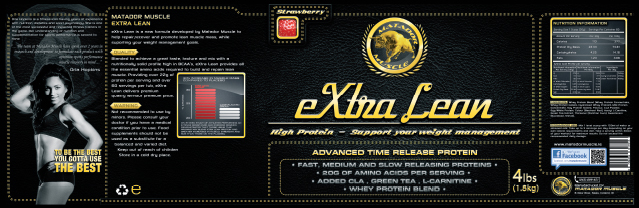Media Library - Extra Lean Protien