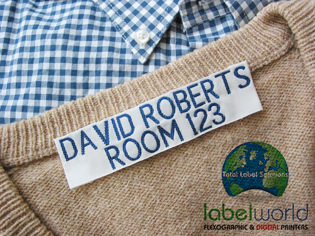 Media Library - Sew On Labels
