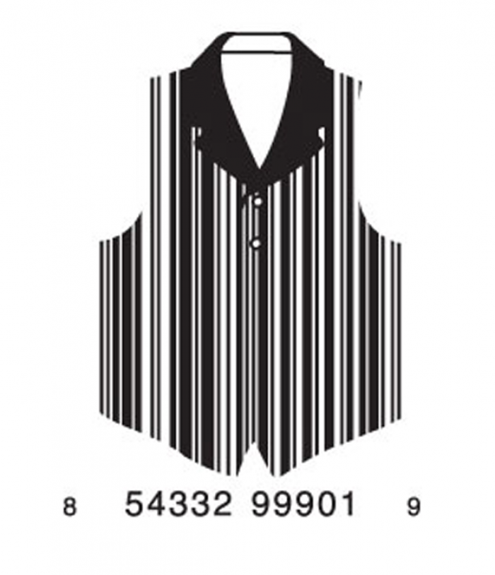 Media Library - Vest Barcode