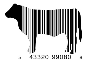 Media Library - Cow Barcode
