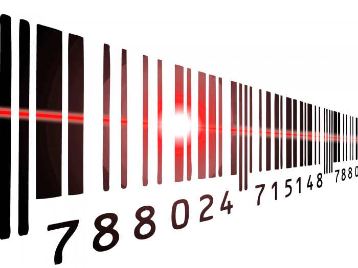 Media Library - Laser Barcode