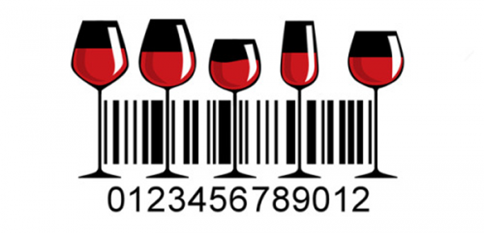 Media Library - Wine Barcode