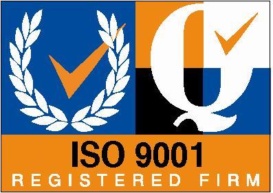 Media Library - ISO 9001 Logo